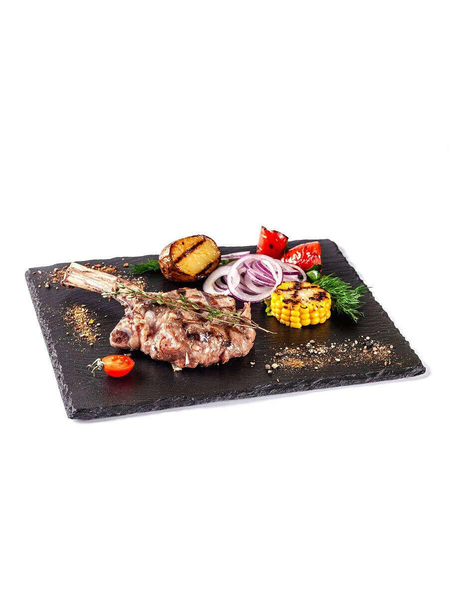 Сланцевое Блюдо GourmetSlate коллекции Native 30см*20см, GOURMET SLATE