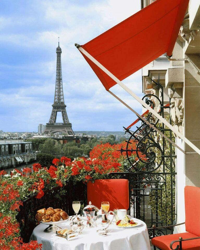 в путешествие по Франции