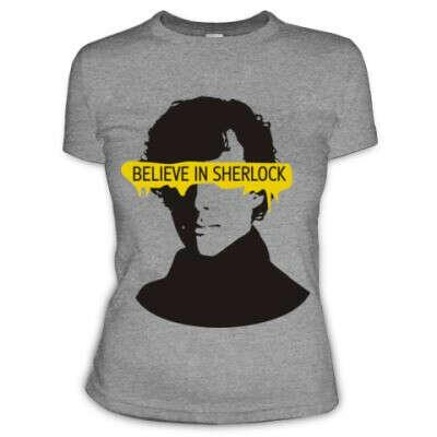 Футболка Sherlock