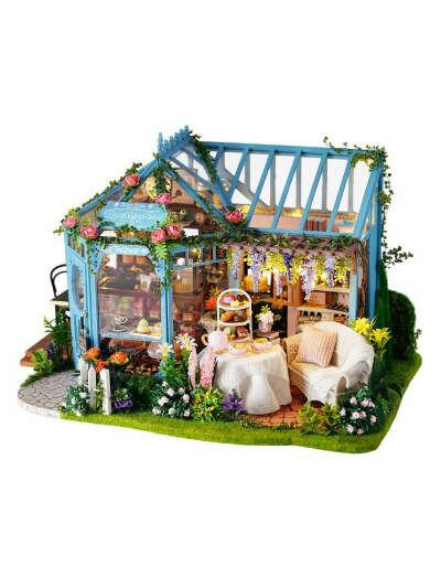 Румбокс DIY House Чайный домик