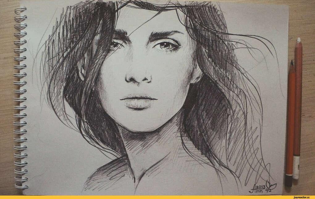 Научиться красиво рисовать людей