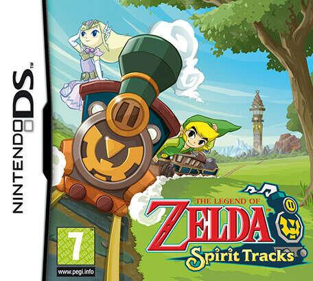 The Legend of Zelda: Spirit Tracks для DS