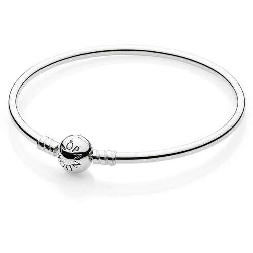 Серебряный браслет Pandora 590713-17