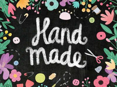 Заняться hand-made