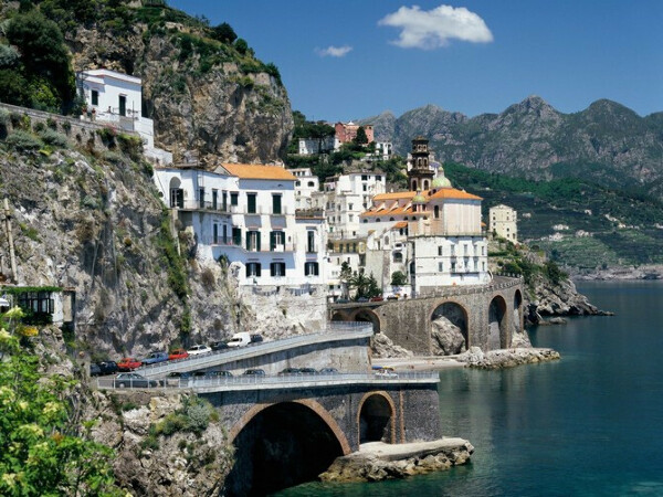 Объездить всю Италию