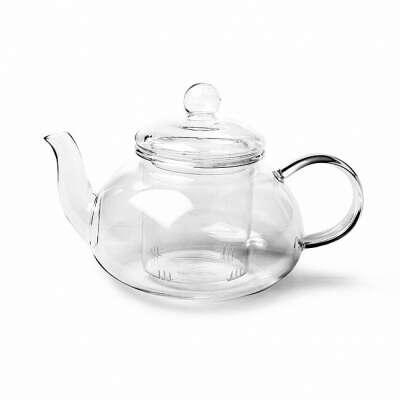 Чайник заварочный 1000мл со стеклянным фильтром