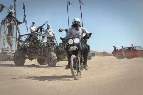 Экспедиция в пустыню Гоби