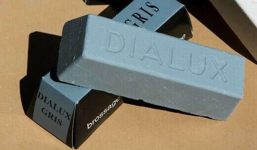 DIALUX GRIS (серая) для грубой полировки