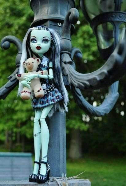Хочу куклы Monster High