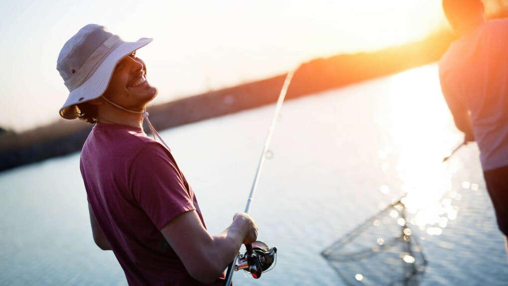 День на рыбалке для двоих в Киеве — bodo