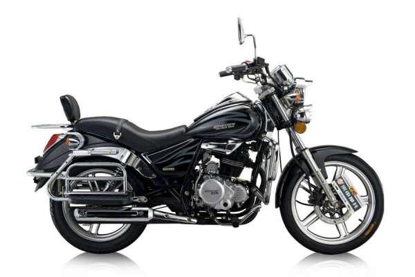 Научиться ездить на мотоцикле