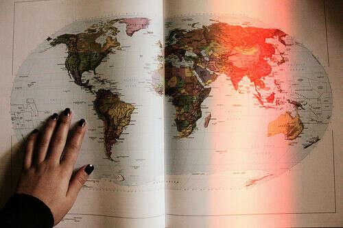 Объездить весь мир.