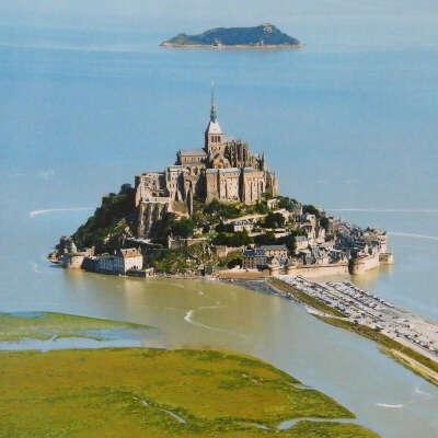 France:  Saint Michel