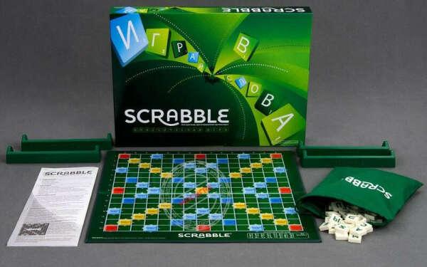 Игра Scrabble