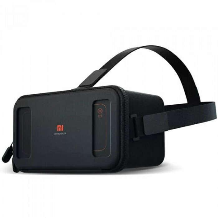 Mi VR Play Headset - очки виртуальной реальности Xiaomi