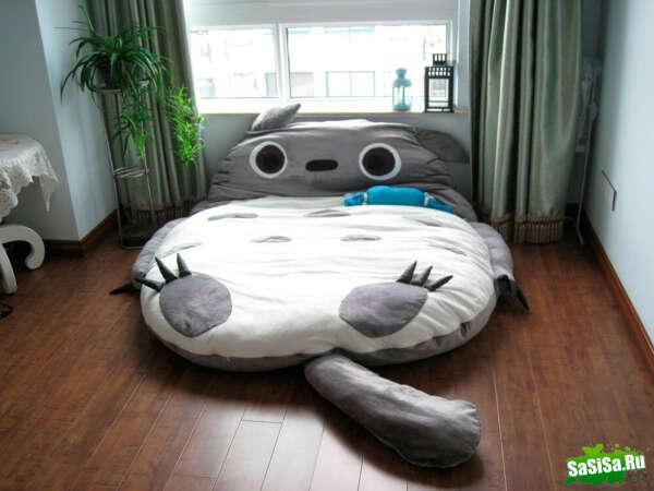 Кровать-Тоторо