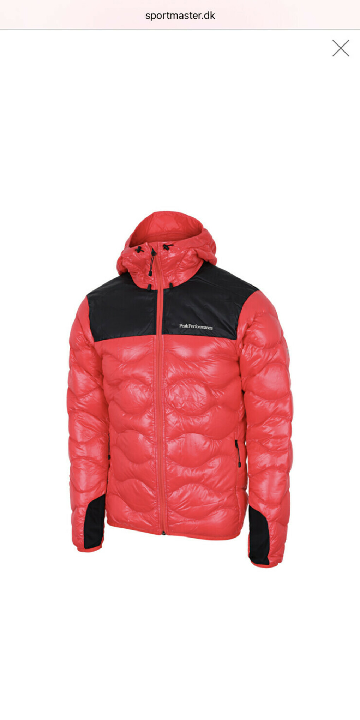 Peak jakke