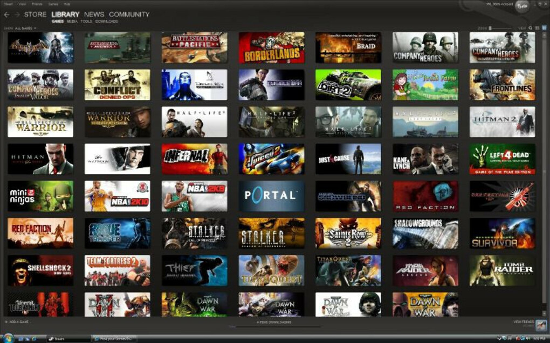 хочу все игры в Steam  и хотя бы пару тысяч лет на их освоение...