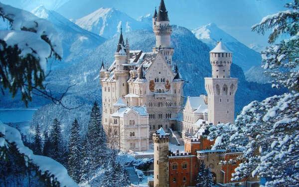 Хочу свой замок! Решительно