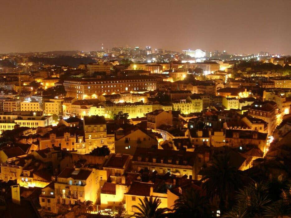 Хочу в Лиссабон(Португалия)