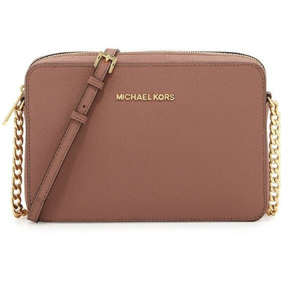 Michael kors Large crossbody bags, Brown purses and Dusty rose