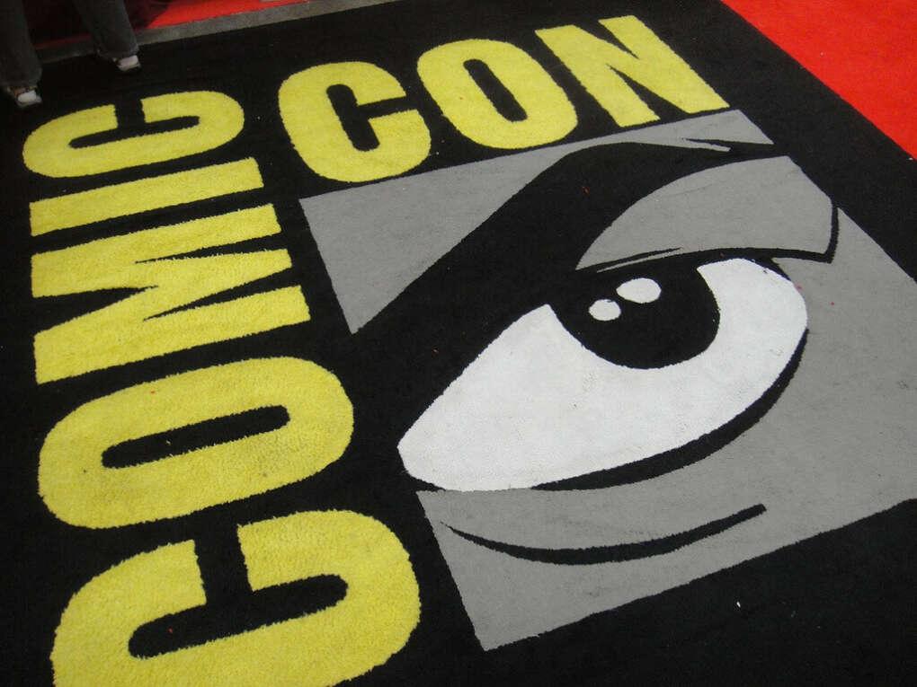 Посетить Comic-Con