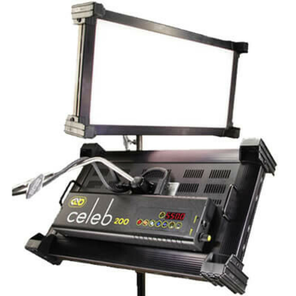 KINO FLO CELEB 200 LED LIGHT