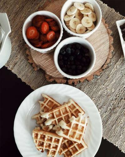 Научить себя завтракать