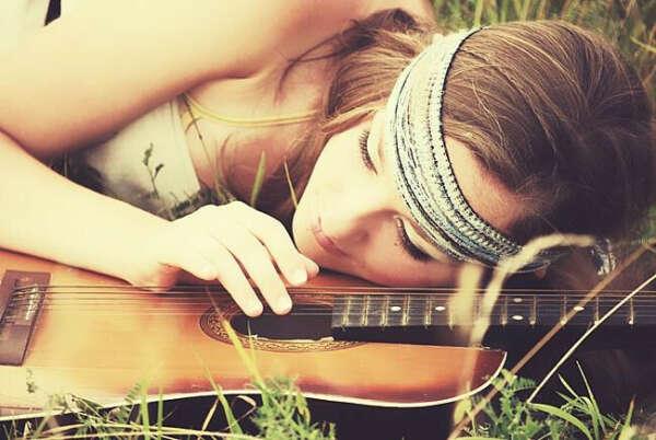Играть на гитаре Сплина