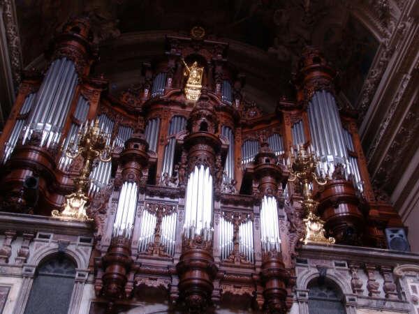 Научиться играть на органе