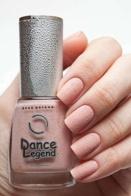 Лак для ногтей Dance legend Sahara Crystal