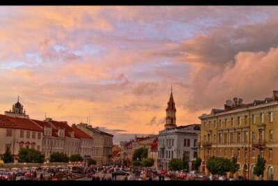 Литва:Вильнюс.