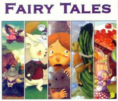 Книгу со сказками на английском языке