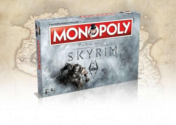 Монополия Скайрим