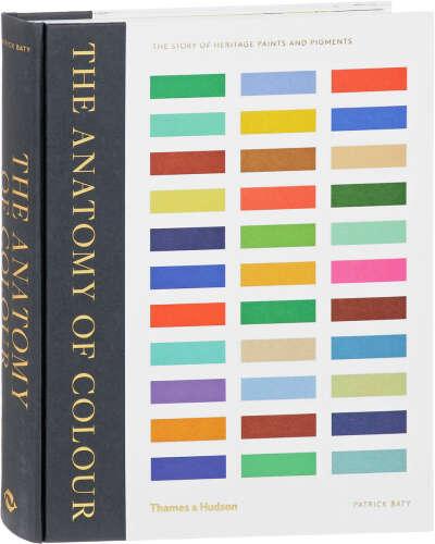 Анатомия цвета. Об истории красок и цветовых решениях в интерьере (Патрик Бейти)