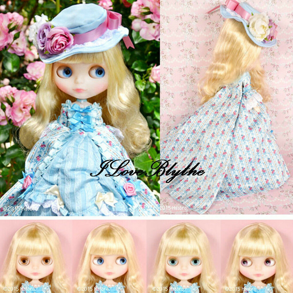 "Takara CWC Exclusive 14th Anniversary Neo Blythe Doll ""Dauphine Dream"
