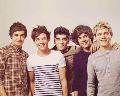 Пойти на концерт One Direction