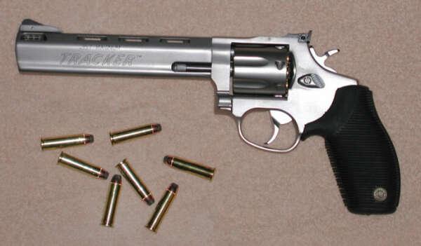 Револьвер Magnum (Пневматика  / страйкбол)