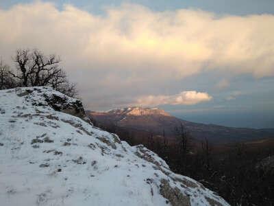 Хочу поехать в горы!