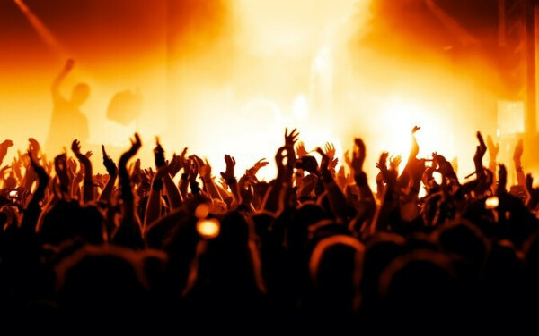 Побывать на 50 концертах