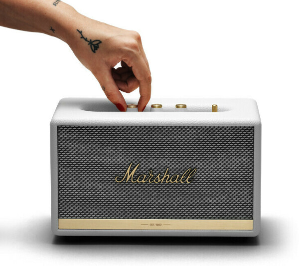 Marshall Acton II - white