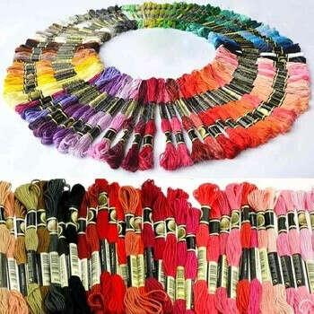 Набор мулине 45цветов