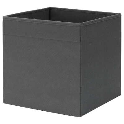 ФЮССЕ Коробка, темно-серый купить онлайн в интернет-магазине - IKEA