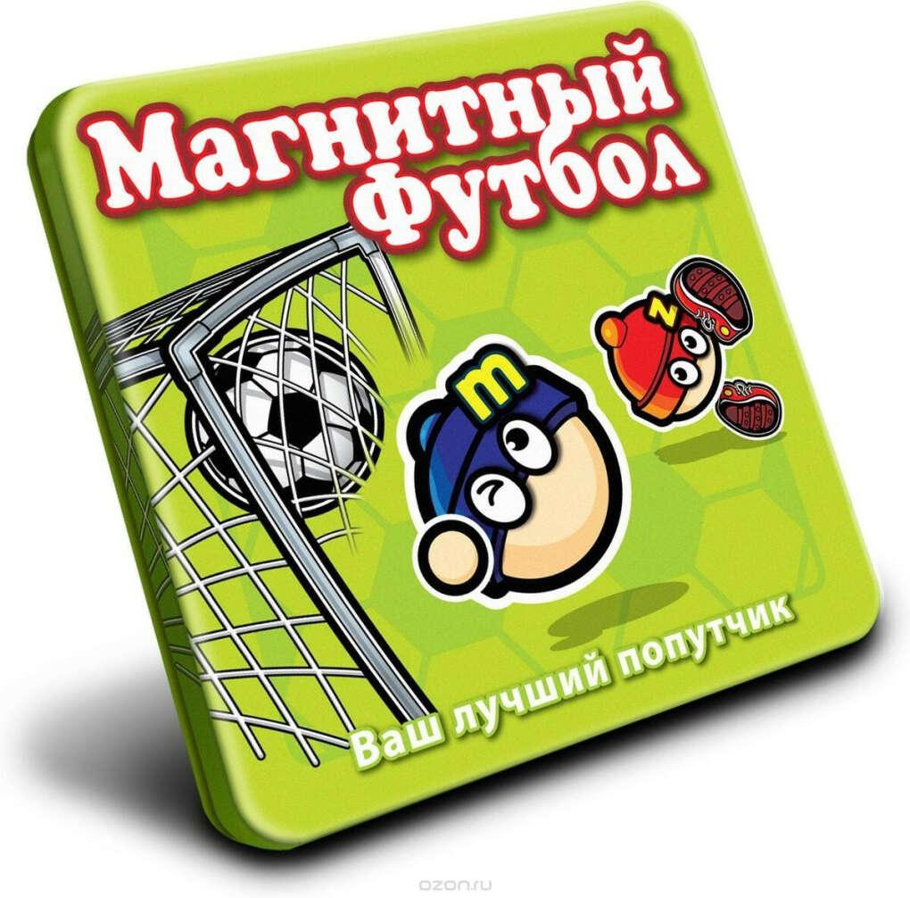 Mack & Zack Магнитная игра Футбол