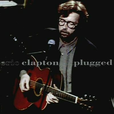 Виниловая пластинка Eric Clapton - Unplugged . 1 LP