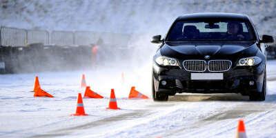 Курсы экстремального вождения в Школе экстремального вождения Сергея Овчинникова