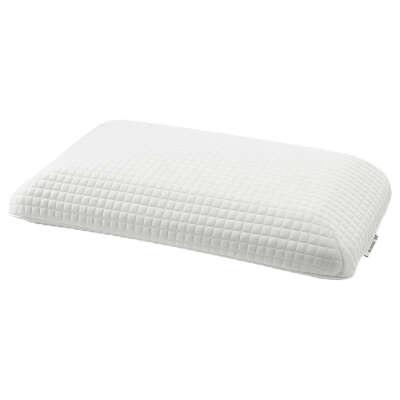 Эргономическая подушка МЬЁЛККЛОККА (IKEA)