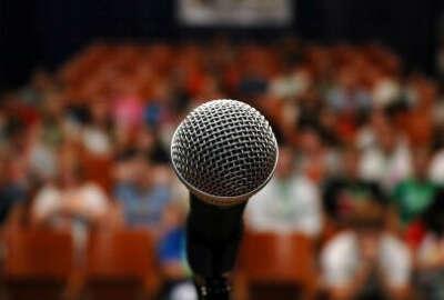 Успешно выступить перед огромной аудиторией