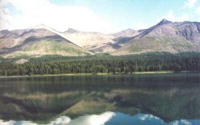 """посетить самый большой национальный парк """"Югыд Ва"""""""