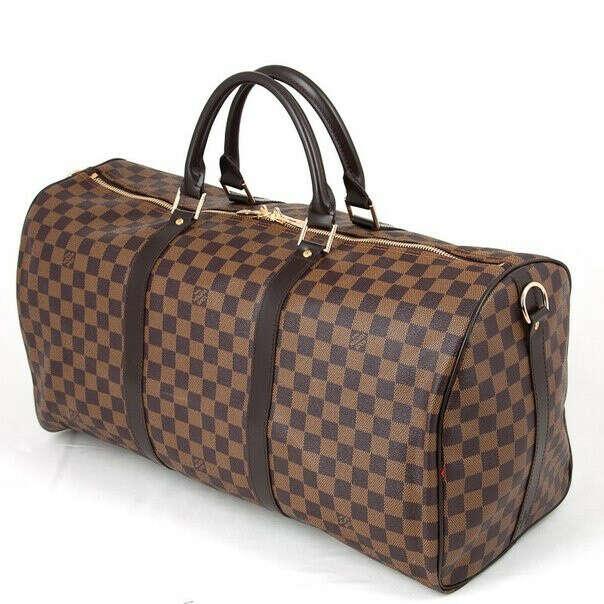 Дорожная сумки  louis vuitton Keepall